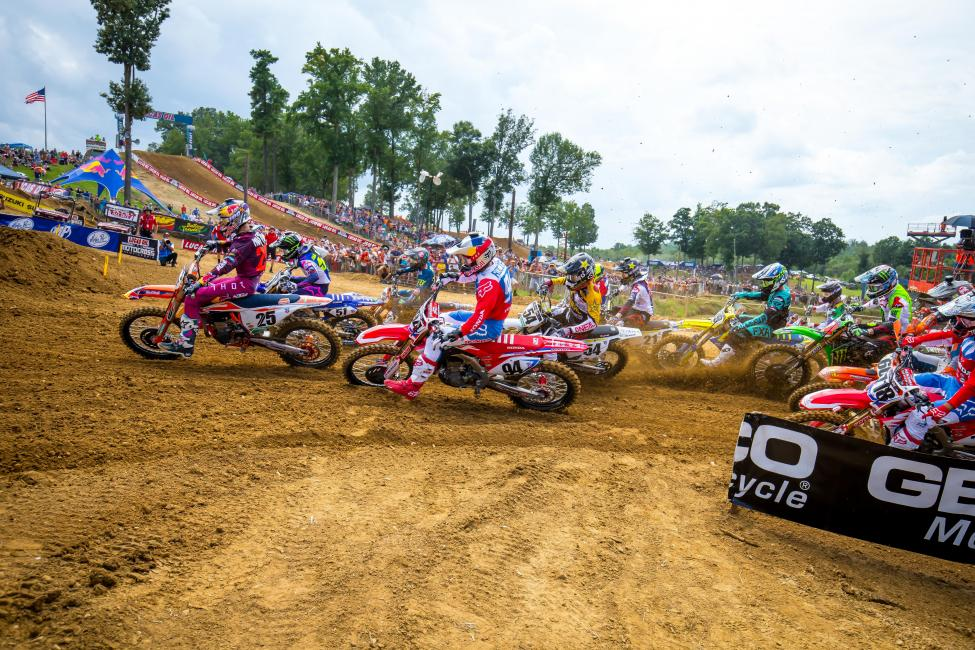 Many of the most storied motocross tracks in the world, including the 30th Annual Budds Creek National return to the schedule.