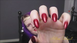 demonic nails 4 - Nail Pictures