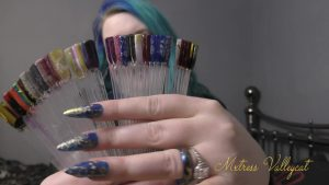 Vintage 90s Astrology Nails 32 300x169 - Nailed It