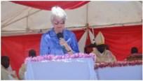 29 Margo speaking at jubilee