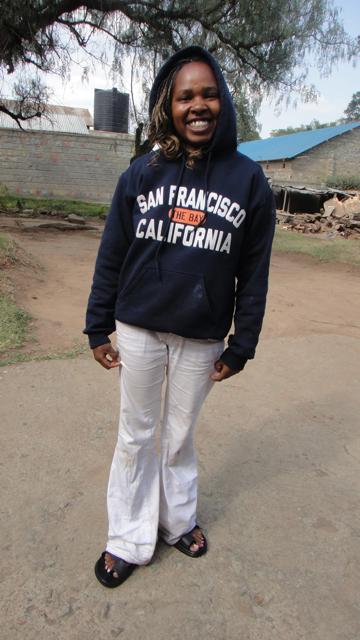 2015-22 2 Celina in SF sweatshirt