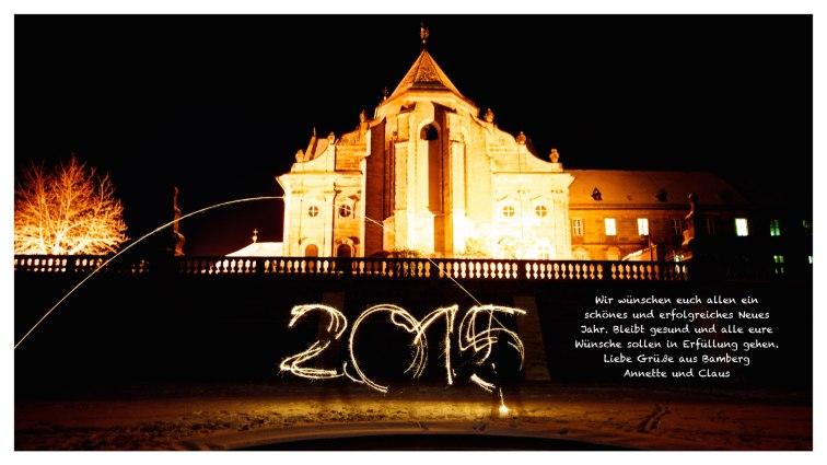 2015 - Neujahrsgrüsse
