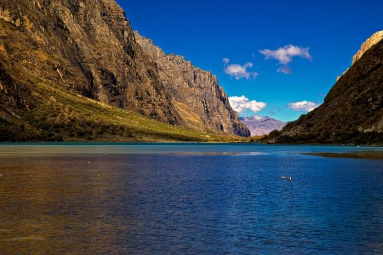 Lago Llanganuco - Orkoncocha
