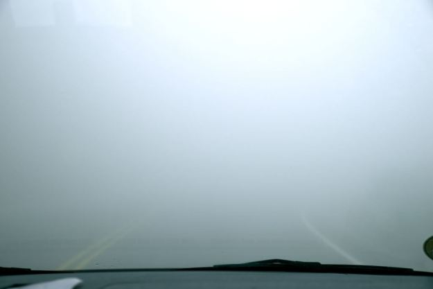Nebel - nix als Nebel