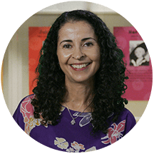 Laila Lalami is a writer featured in the exhibit My America: Immigrant and Refugee Writers Today