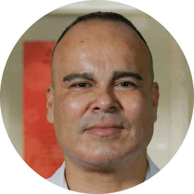 Rigoberto Gonzalez is a writer featured in the exhibit My America: Immigrant and Refugee Writers Today