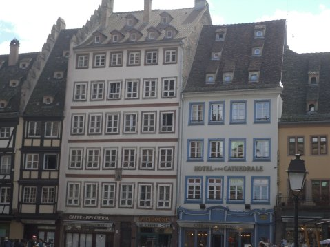 Strasbourg: capital of Europe and tourist destination