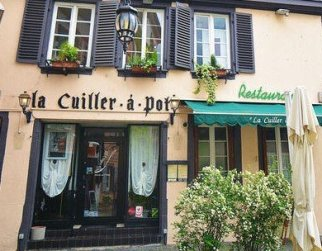 Eat and sleep in Strasbourg