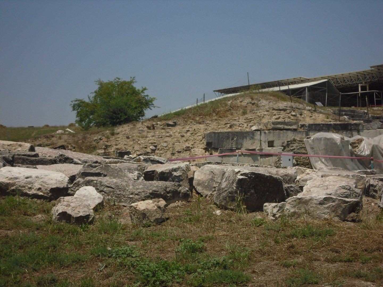 SAM 0972 - Stobi, the paradise of archeology