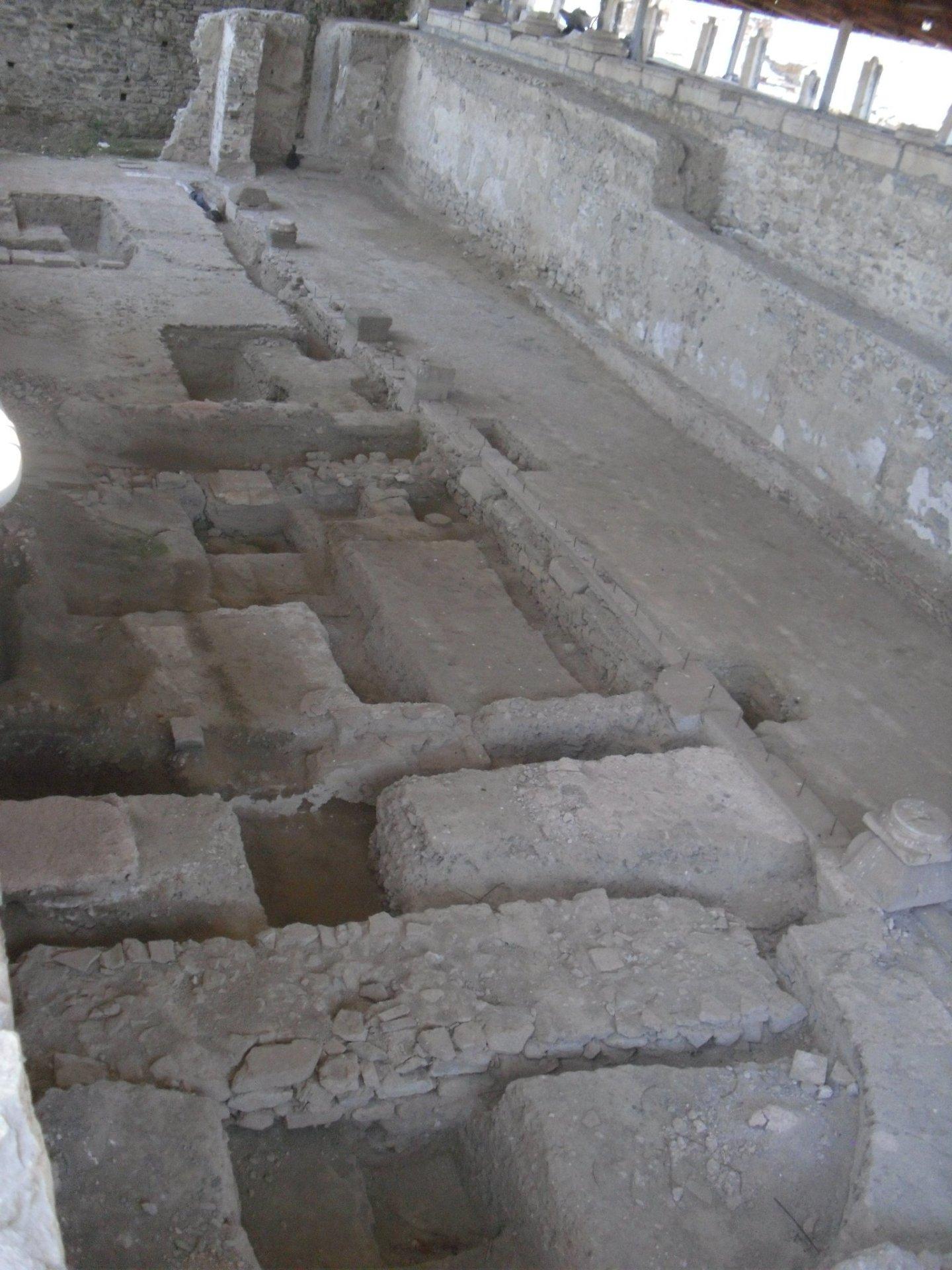 SAM 1009 - Stobi, the paradise of archeology