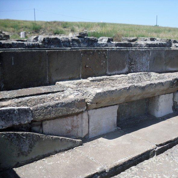 SAM 1079 - Stobi, the paradise of archeology