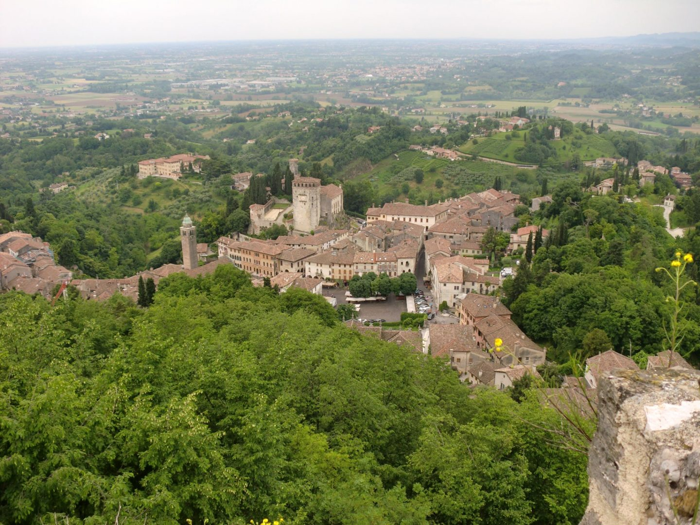 Hundred horizons in Asolo