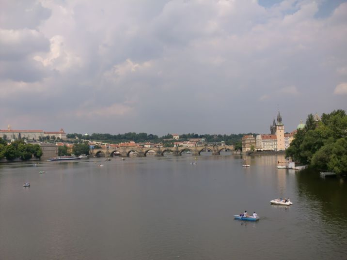 Prague 32 - Prague: city of a hundred spires