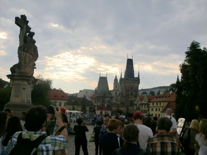 Prague 34 - Prague: city of a hundred spires