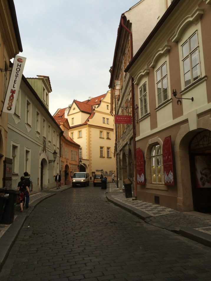 Prague 40 - Prague: city of a hundred spires