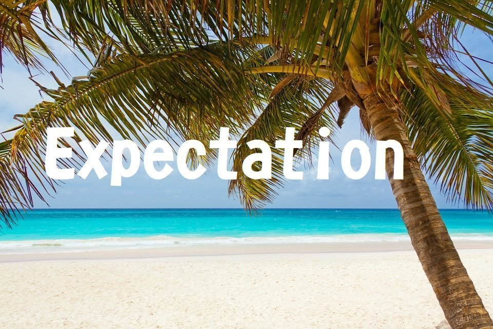 expectation vs reality exp - Expectations vs reality: how to deal