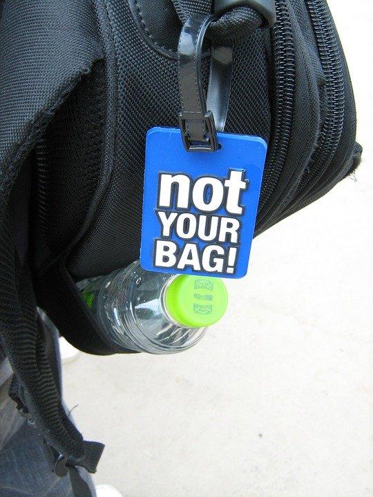 recognize your suitcase - Recognize the suitcase