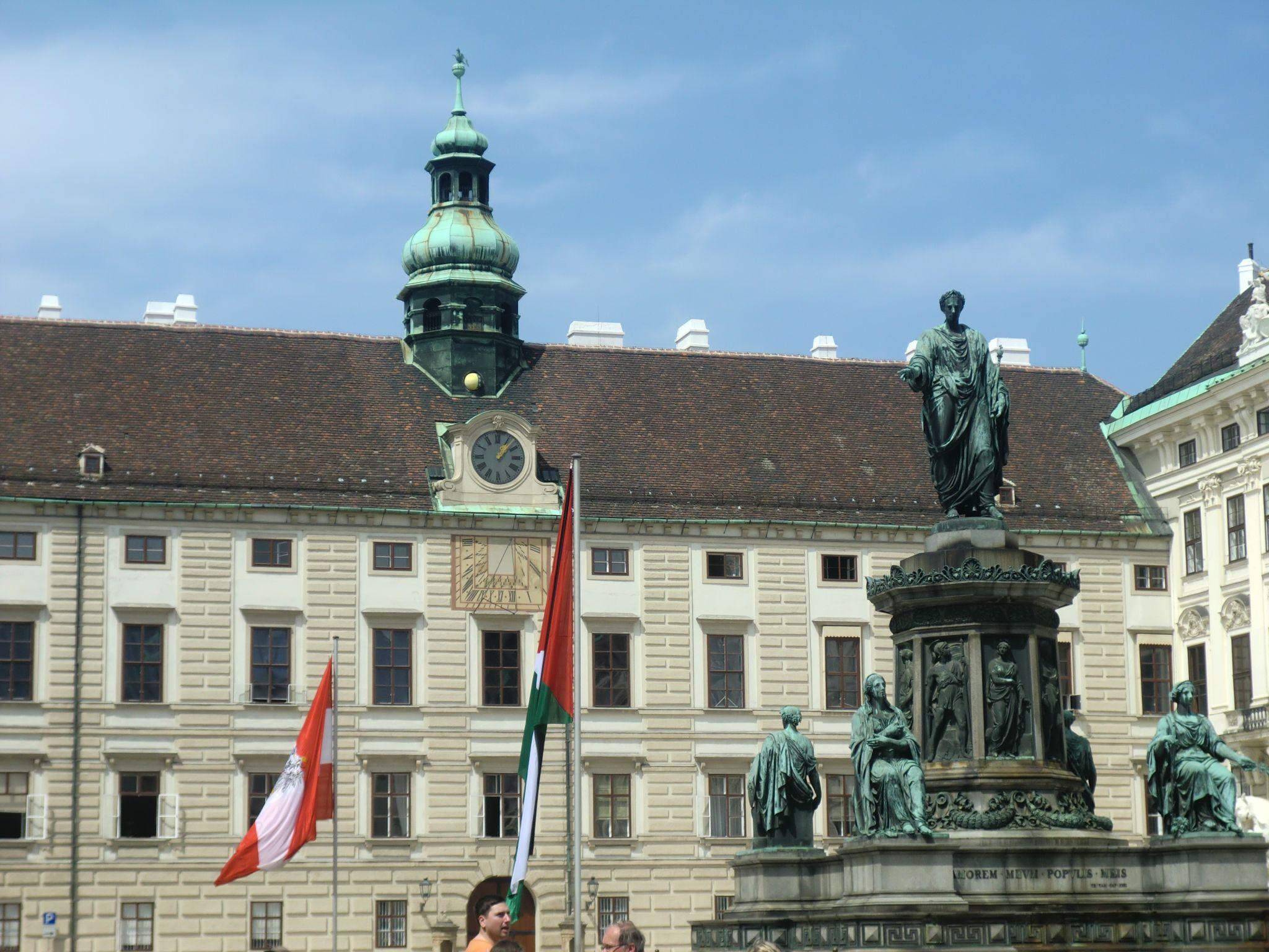 Vienna Hofburg 29 1440x1080 - Vienna: elegant beauty