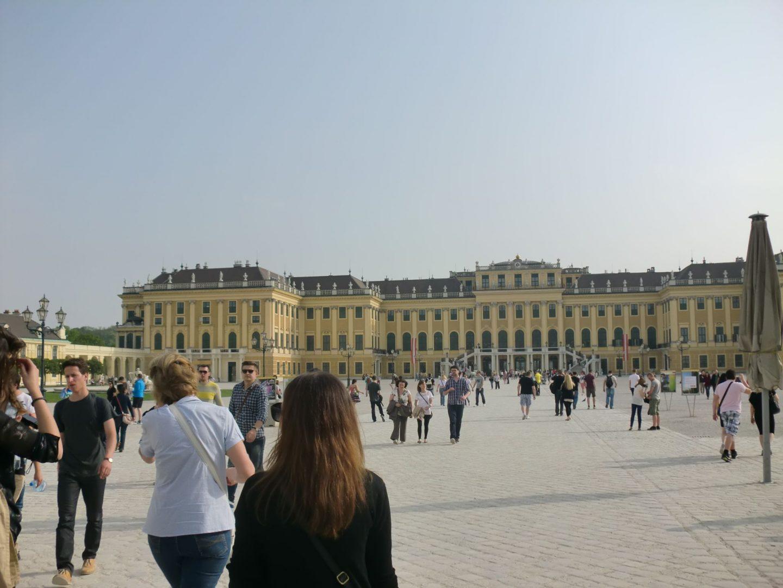 Vienna Schönbrunn 1 1440x1080 - Vienna: elegant beauty
