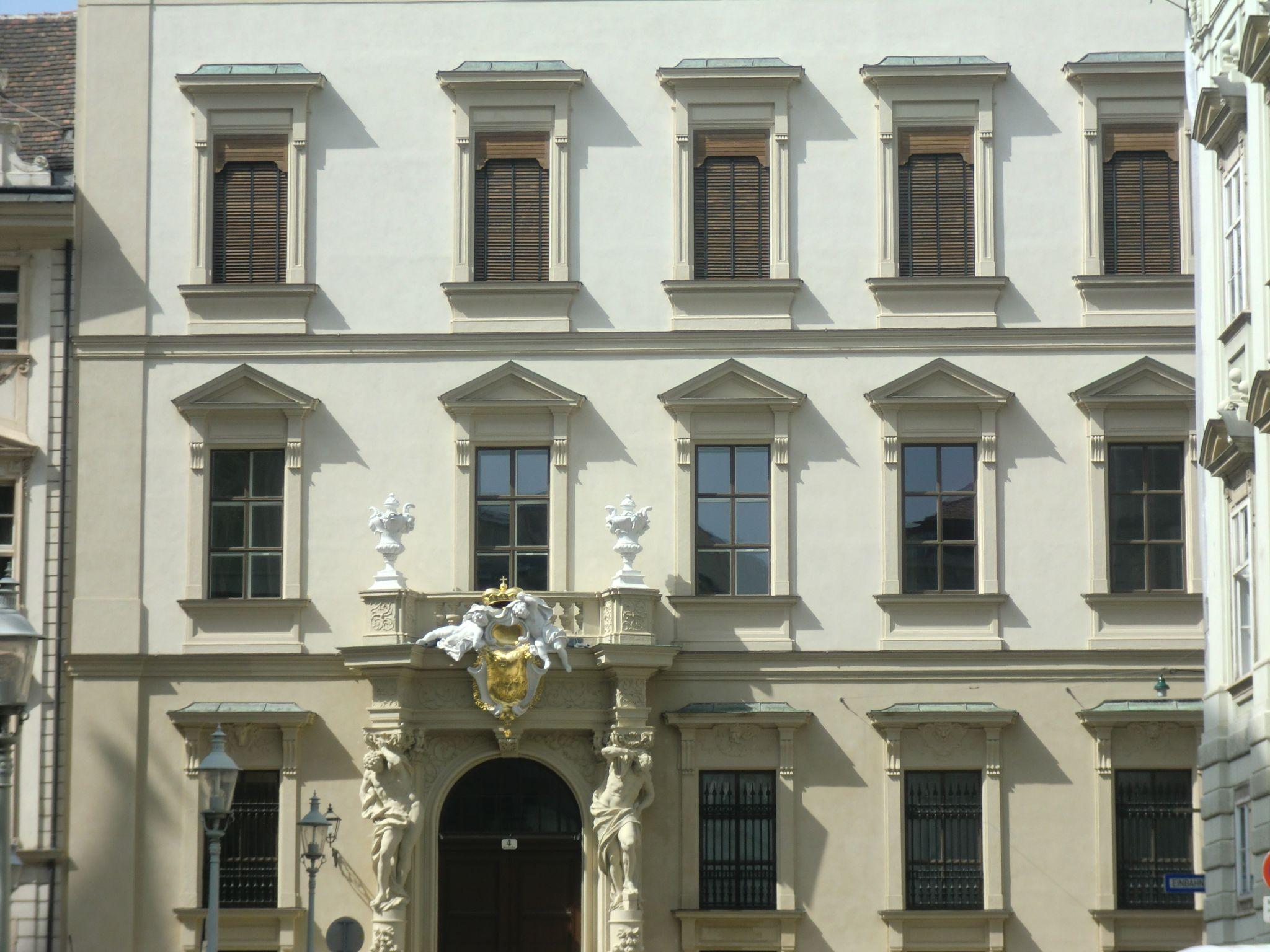 Vienna architecture 11 1440x1080 - Vienna: elegant beauty