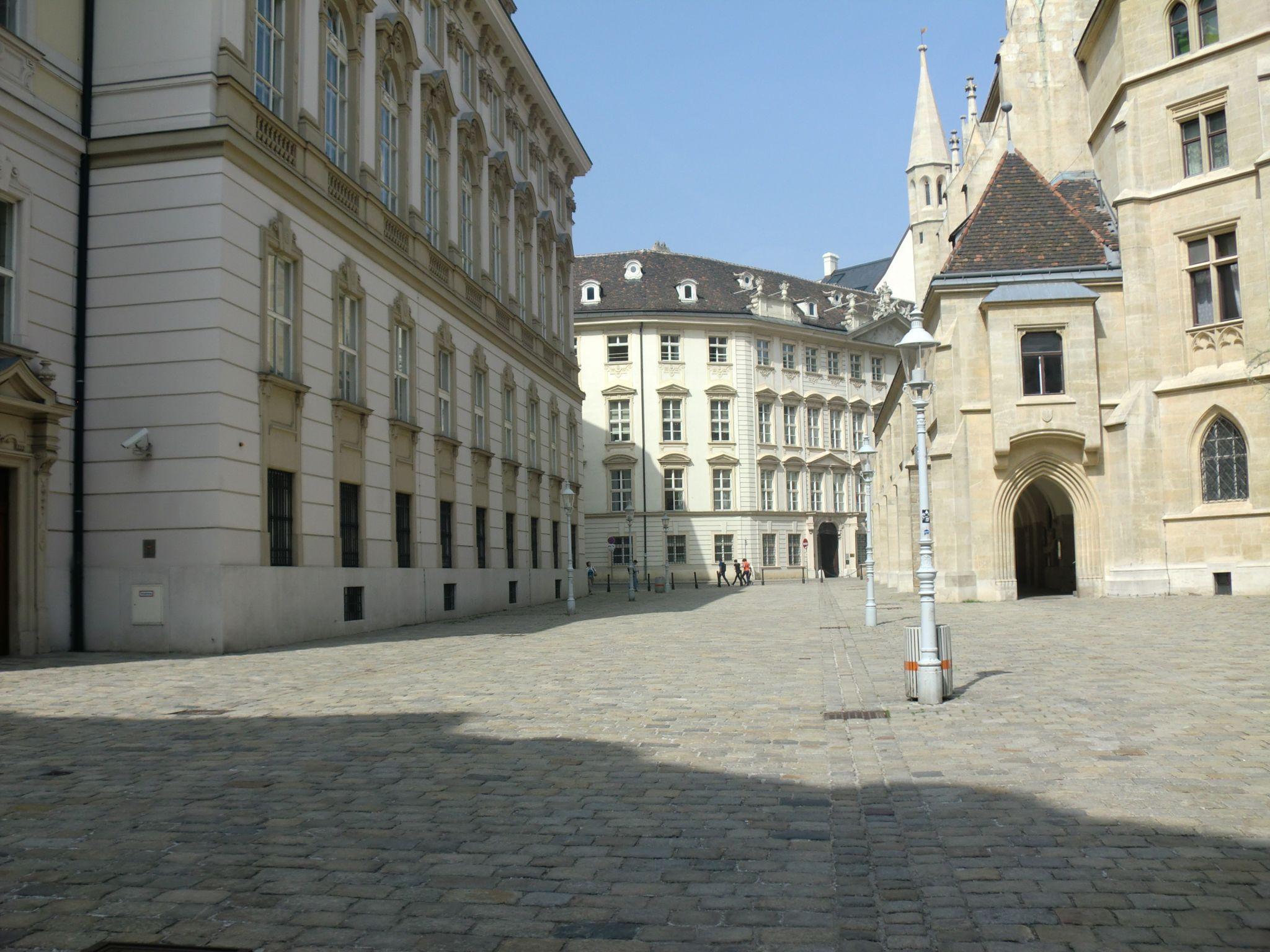 Vienna architecture 3 1440x1080 - Vienna: elegant beauty