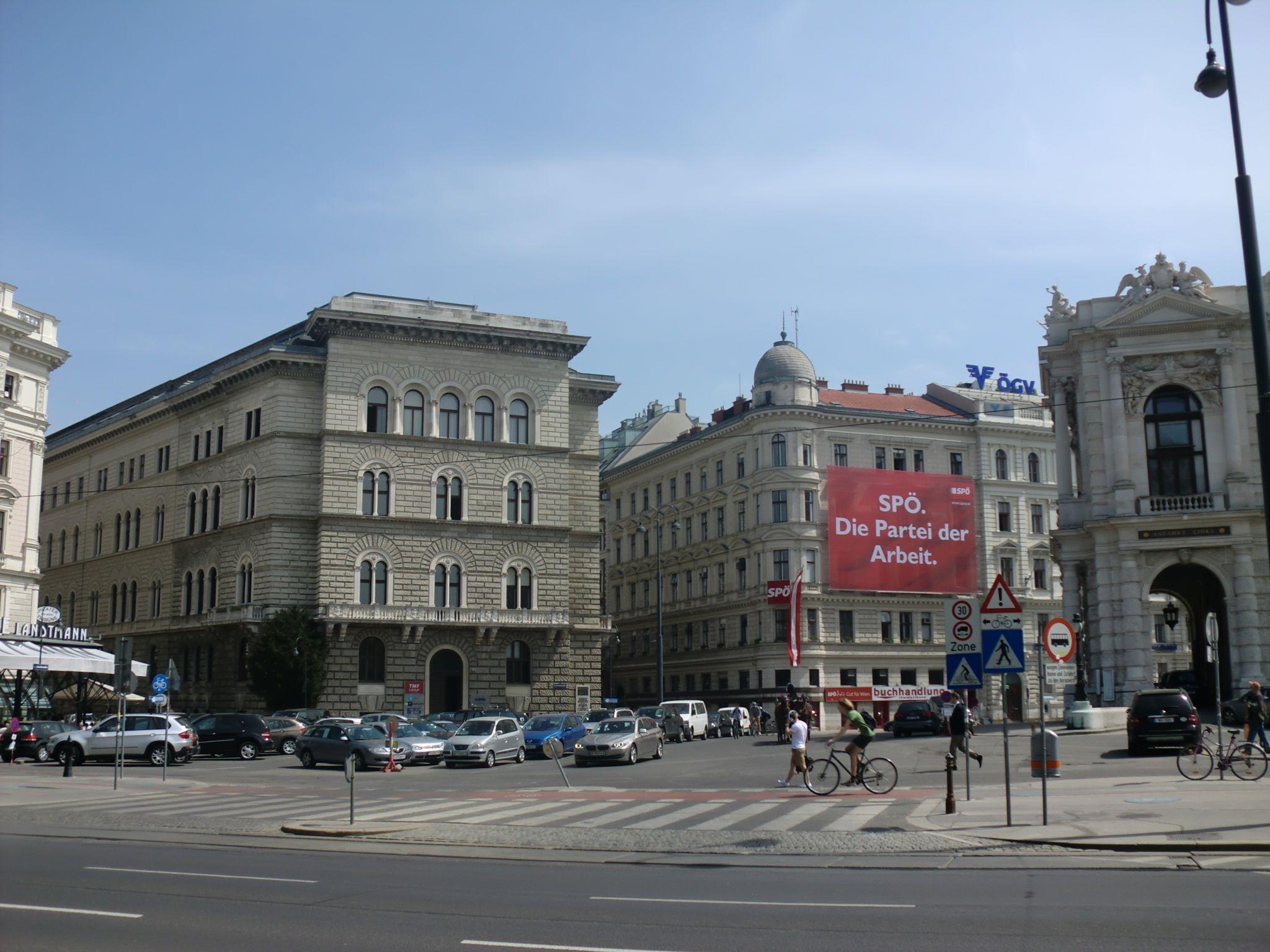 Vienna architecture 37 1440x1080 - Vienna: elegant beauty
