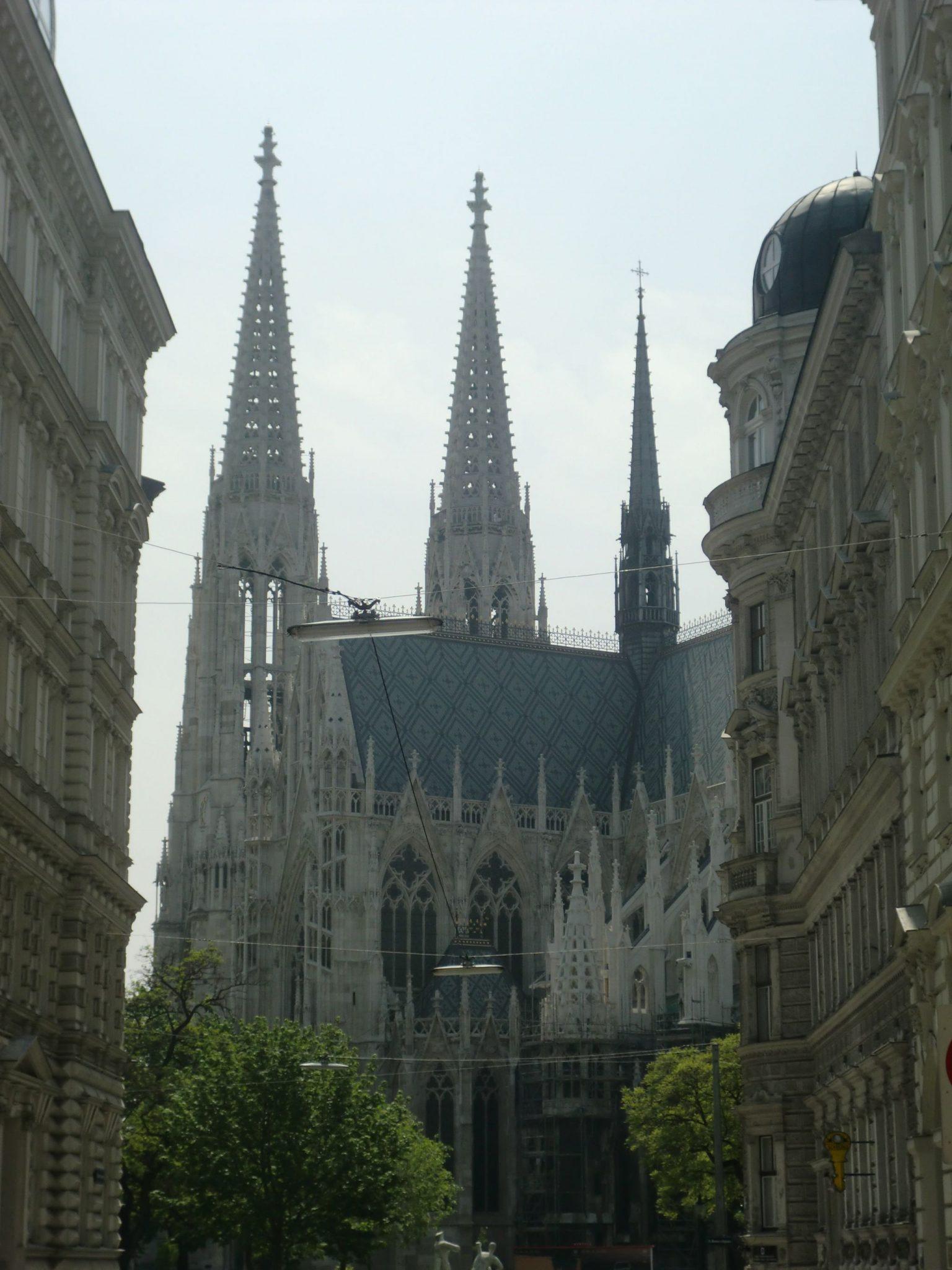 Vienna cathedral 1 1440x1920 - Vienna: elegant beauty