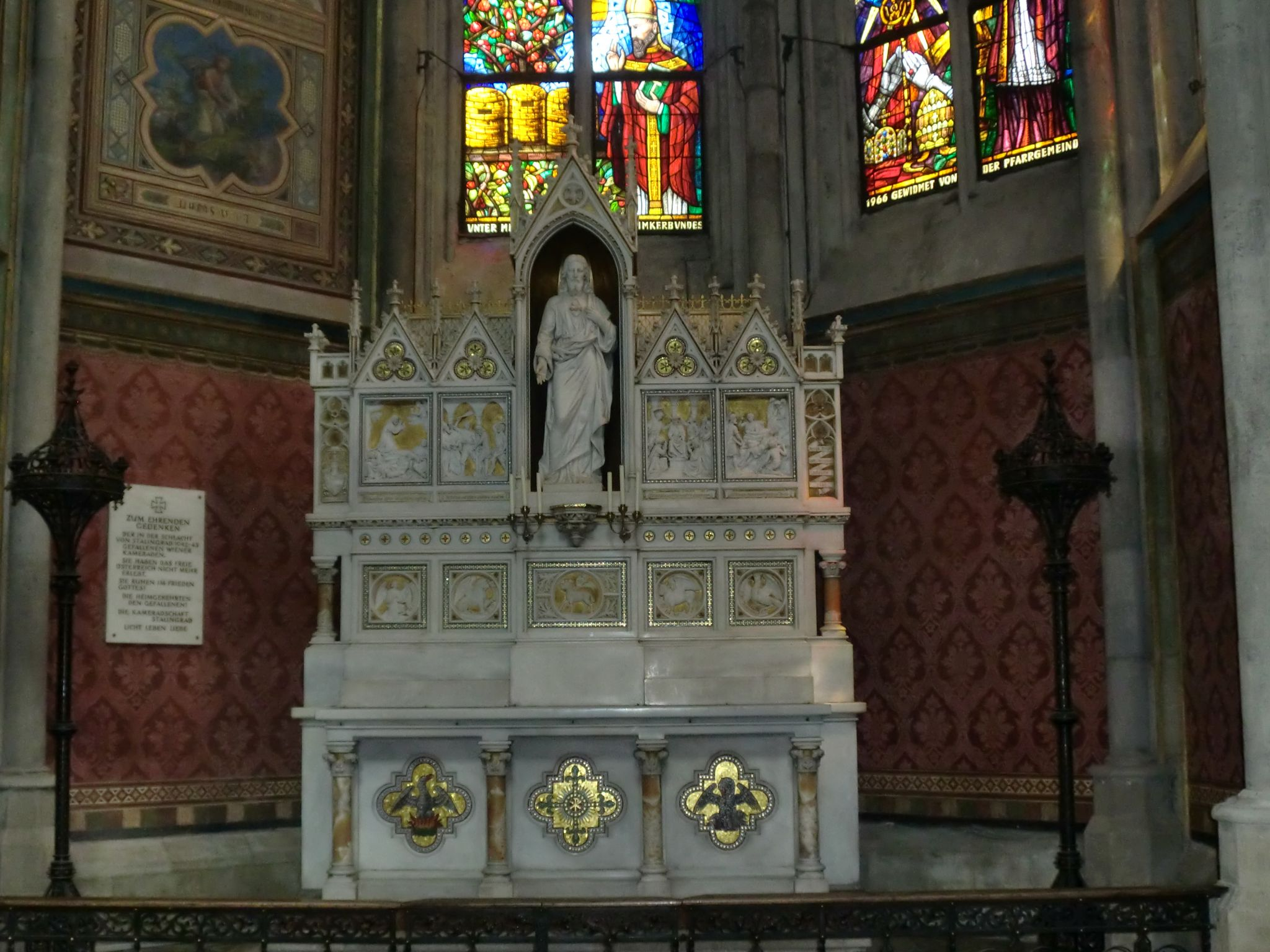 Vienna cathedral 11 1440x1080 - Vienna: elegant beauty