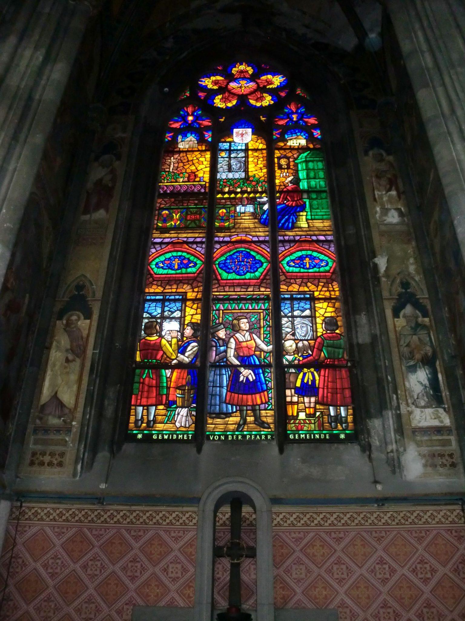 Vienna cathedral 6 1440x1920 - Vienna: elegant beauty