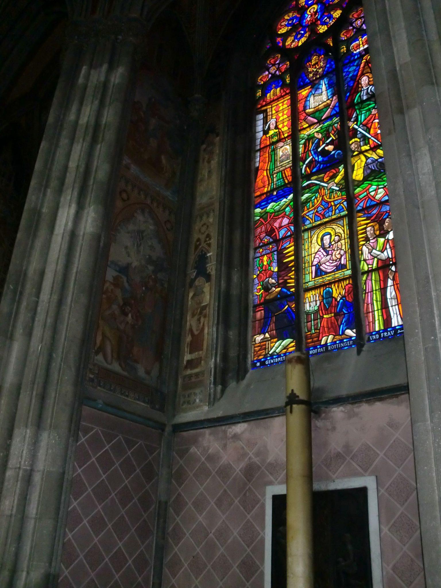 Vienna cathedral 8 1440x1920 - Vienna: elegant beauty