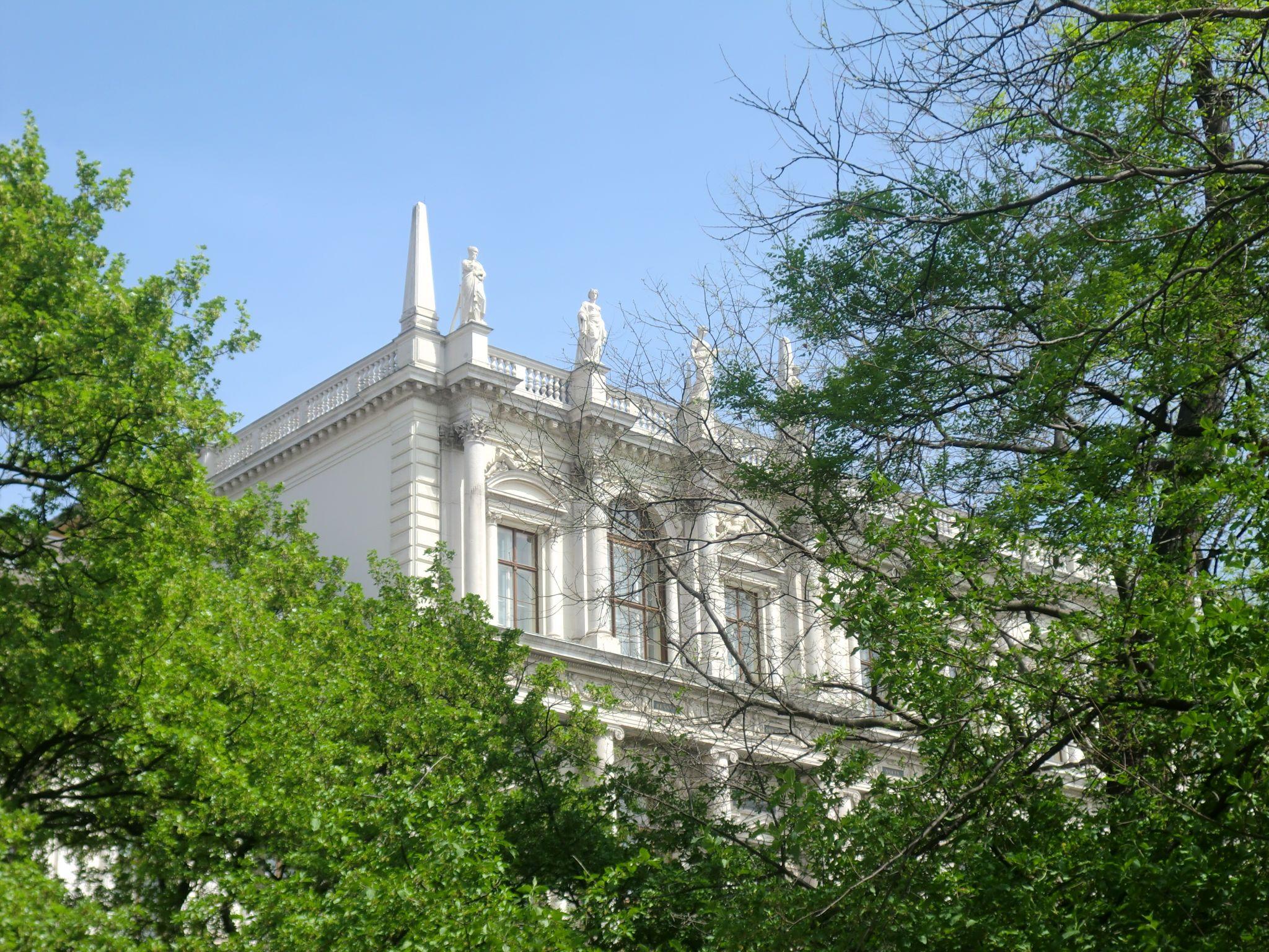 Vienna park 7 1440x1080 - Vienna: elegant beauty