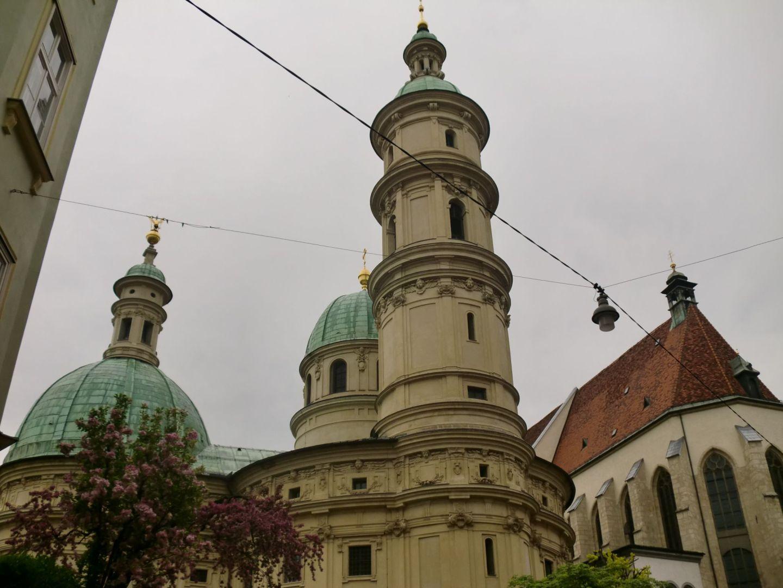 Graz Church 1 - Graz: tradition and modernity