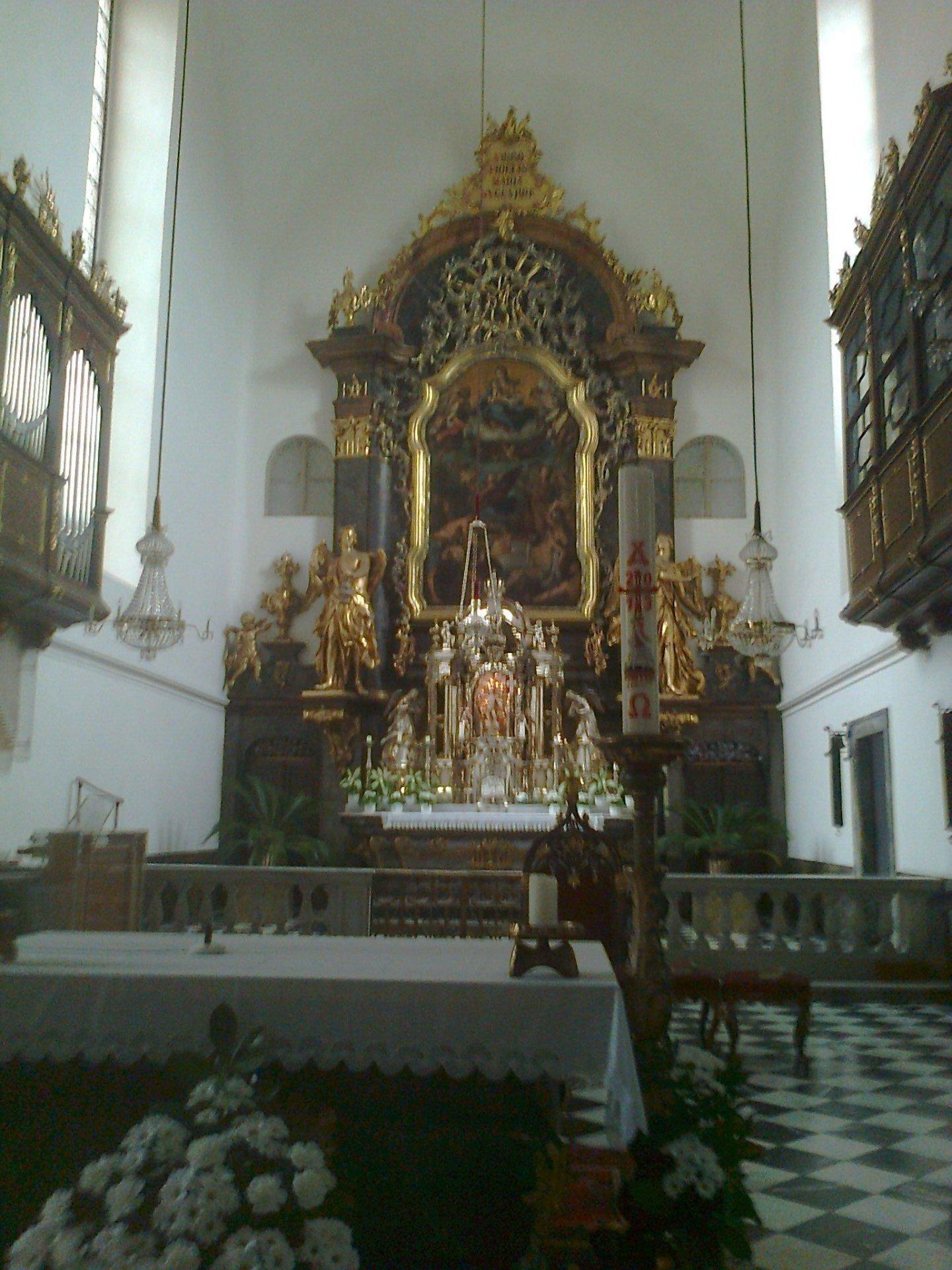 Graz church 4 - Graz: tradition and modernity