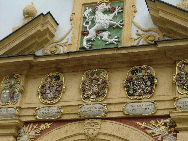 Graz museum entrance 4 - Graz: tradition and modernity