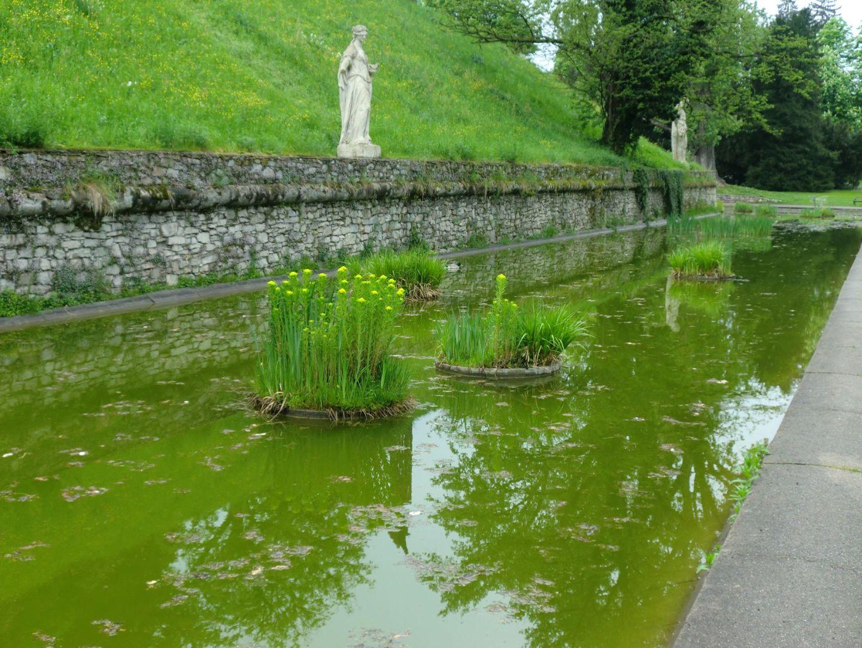 Graz park 4 - Graz: tradition and modernity