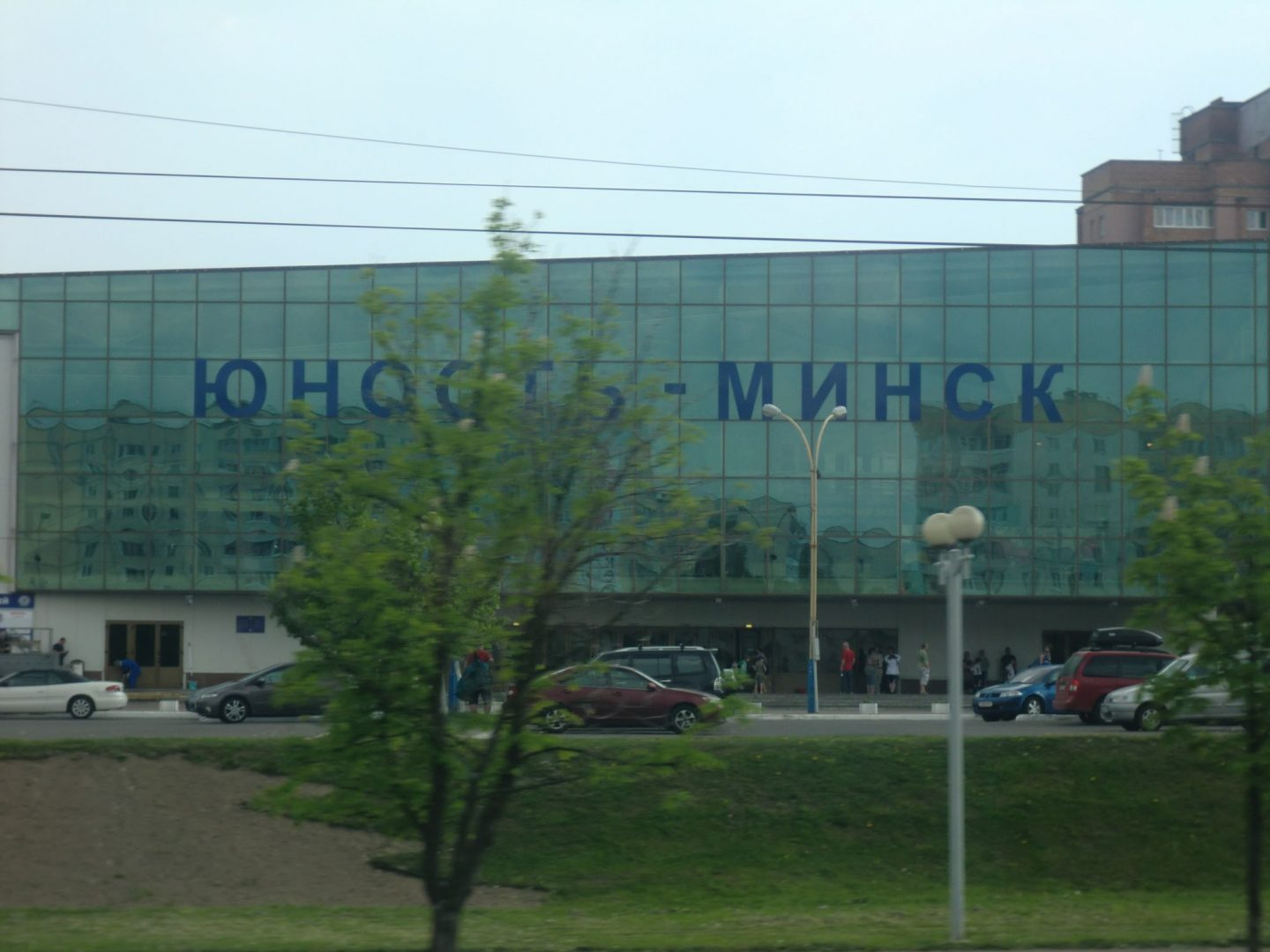 from Vilnius to Minsk by bus