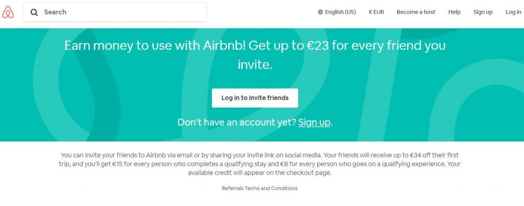 How to get an Airbnb discount