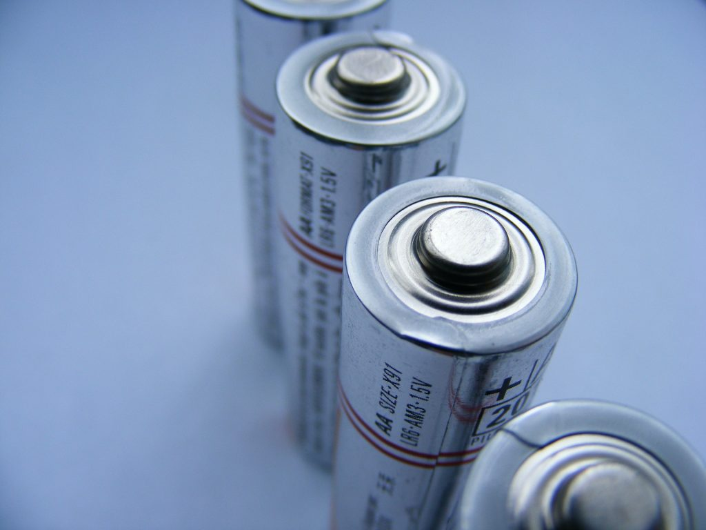 What to do with old batteries