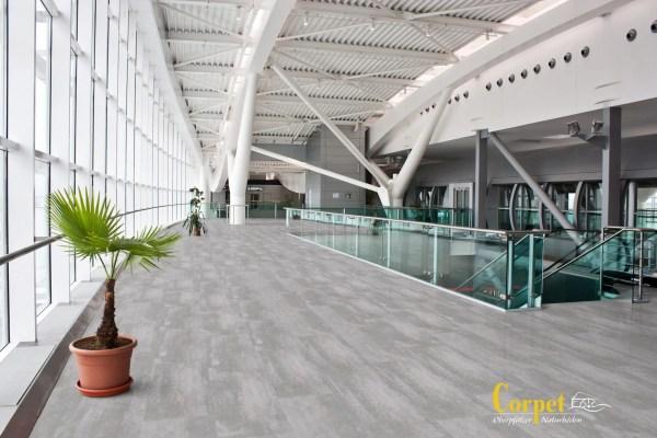 Schwerlast Vinylboden Corpet Mercadur Mineral Beton modern_1