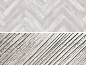 Vinylboden zum kleben im Fischgrät Design Project Floors Fischgrät PW3070HB