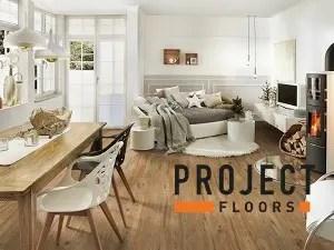 Vinyl Bodenbelag zum kleben Project Floors floors@home Holzdekore