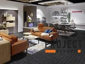 Vinyl Bodenbelag zum kleben Project Floors floors@work Fliesendekore