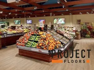 Project Floors floors@work Holzdekore