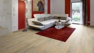 Raumbild Project Floors Loose Lay PW 3020