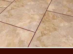 Vinylboden mitFugenprofil von Project Floors