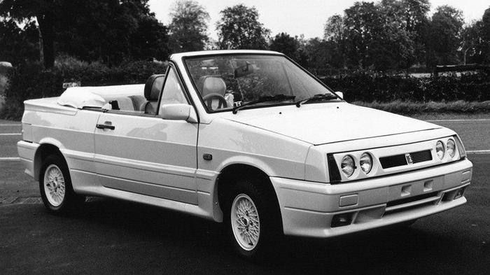 Lada Samara «San Remo» (1990)