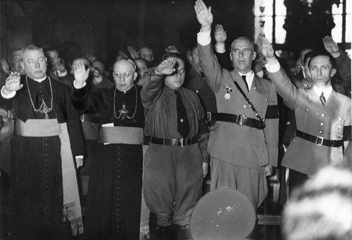 Католицизм и протестантизм