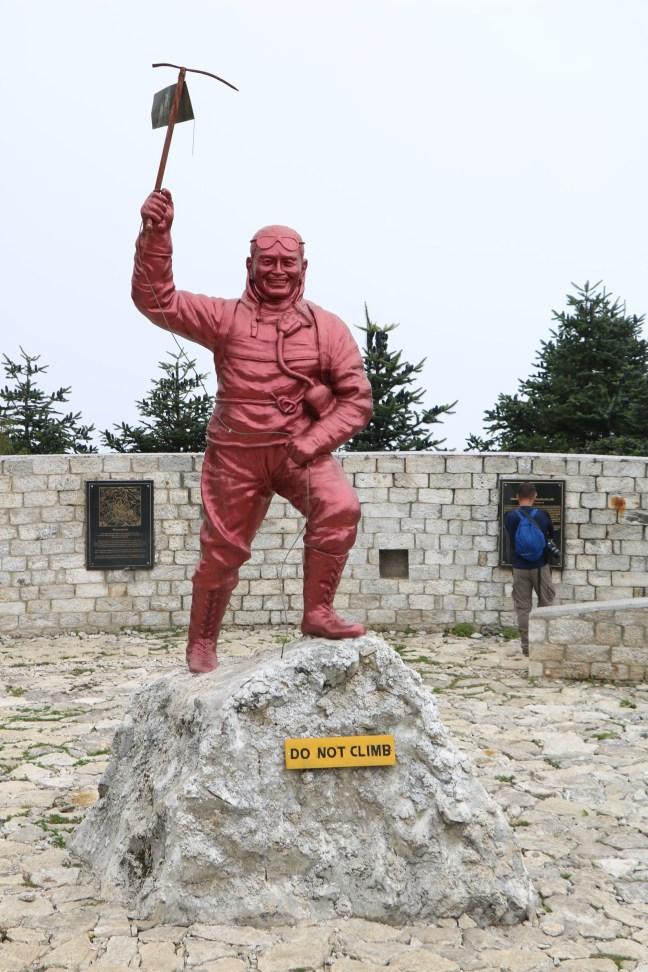 טנזינג נורגיי-מטפס האוורסט הראשון