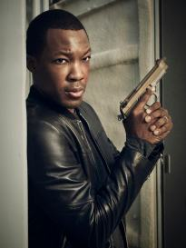 """24: Legacy: Corey Hawkins. 24: LEGACY begins its two-night premiere event following """"SUPERBOWL LI"""" on Sunday, Feb. 5, and will continue Monday, Feb. 6 on FOX. ©2016 Fox Broadcasting Co. Cr: Mathieu Young/FOX"""