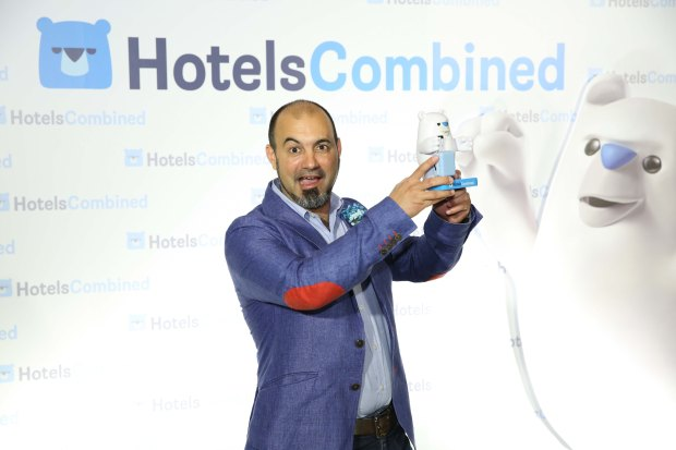 HotelsCombined CEO—Hichame Assi